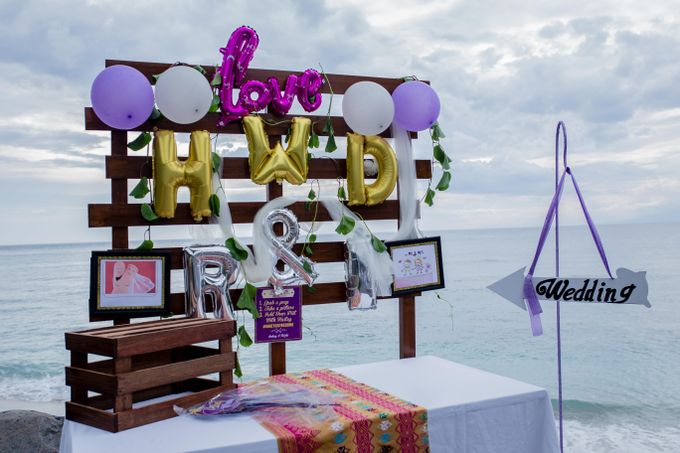 Purple Wedding Setup by Sudamala Resorts - 003
