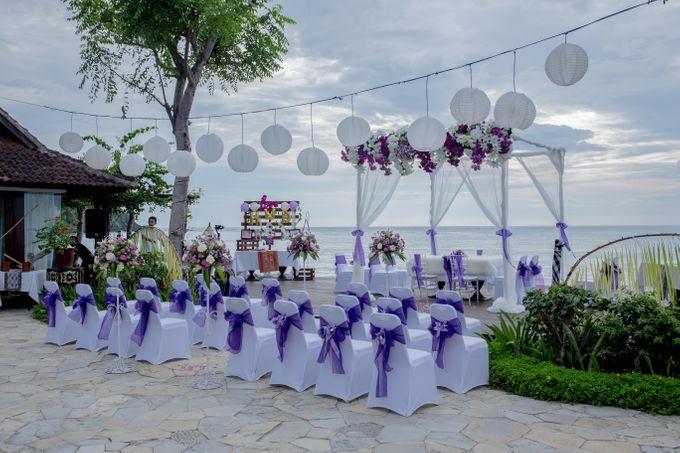 Purple Wedding Setup by Sudamala Resorts - 004