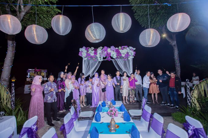 Purple Wedding Setup by Sudamala Resorts - 002