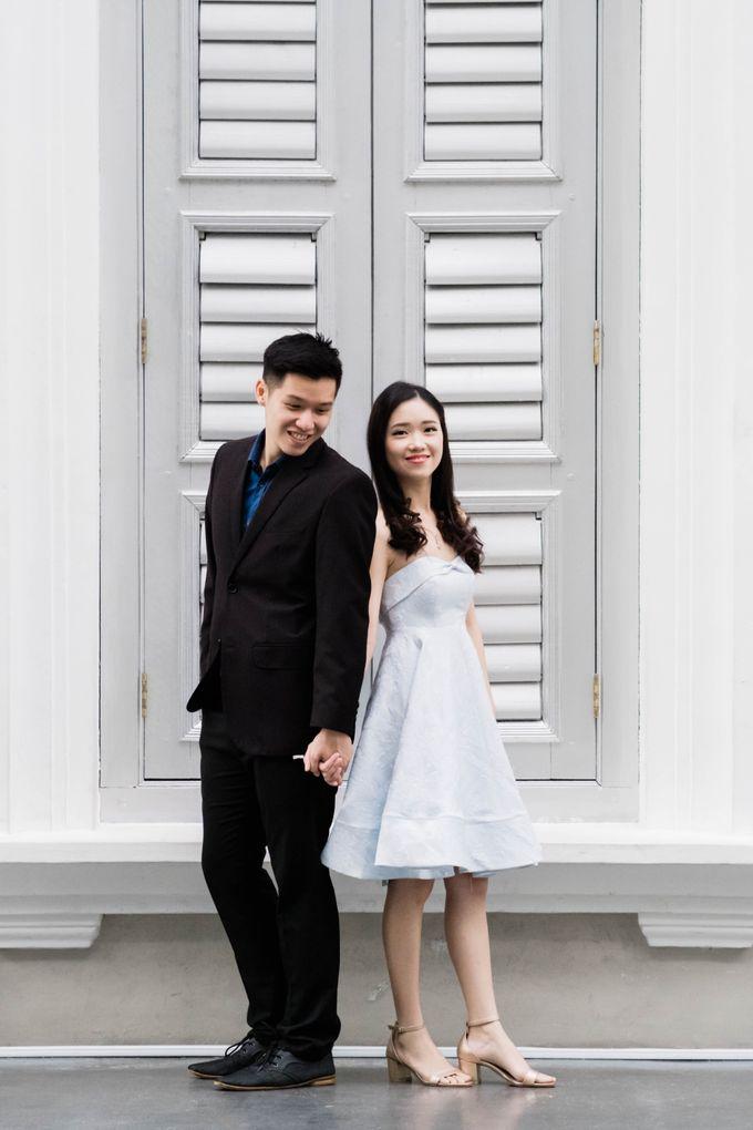 Pre Wedding of Eri and Lia by Papic Studio - 021