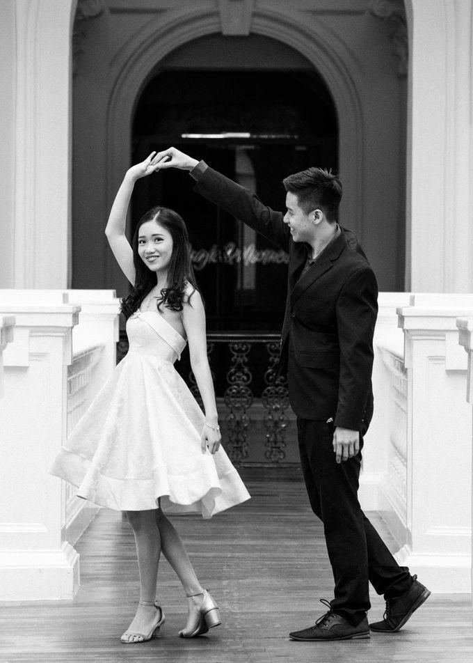 Pre Wedding of Eri and Lia by Papic Studio - 025