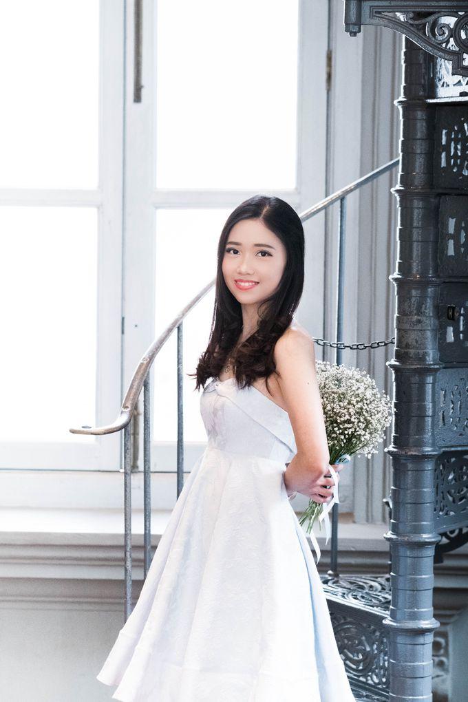 Pre Wedding of Eri and Lia by Papic Studio - 028