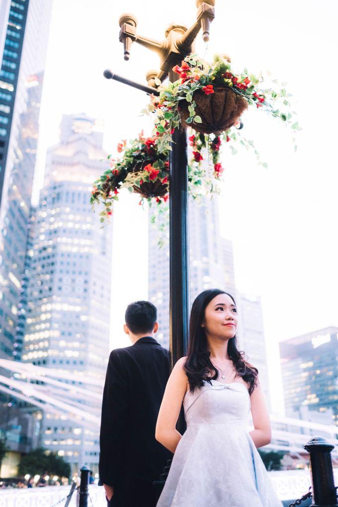 Pre Wedding of Eri and Lia by Papic Studio - 031