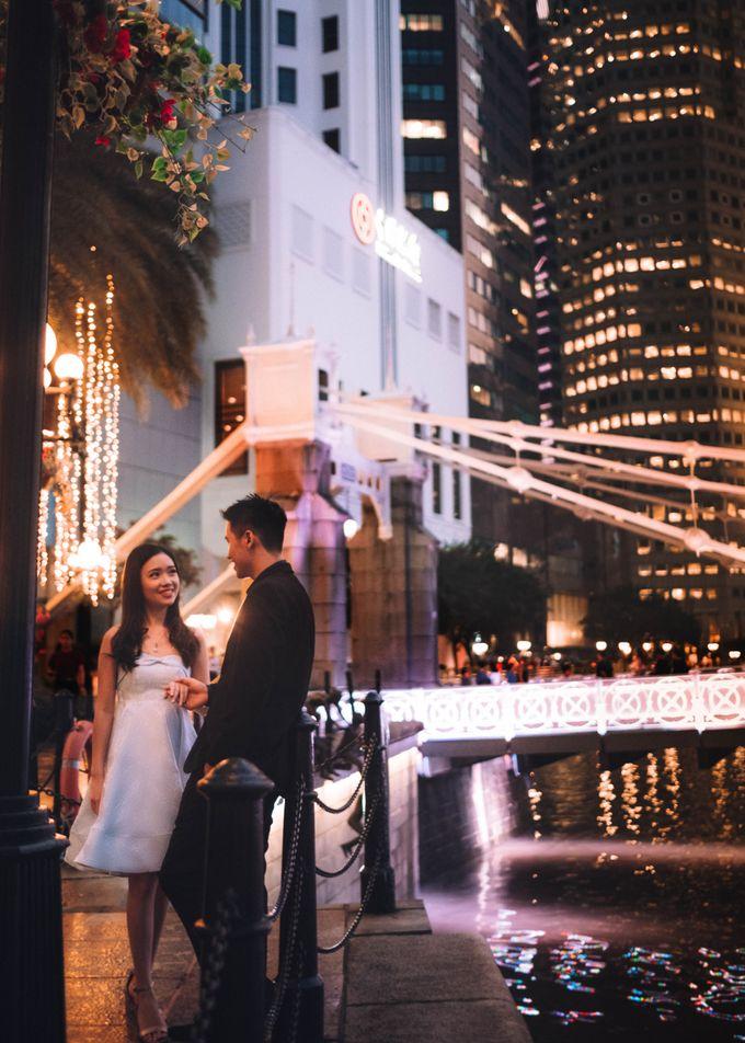 Pre Wedding of Eri and Lia by Papic Studio - 032