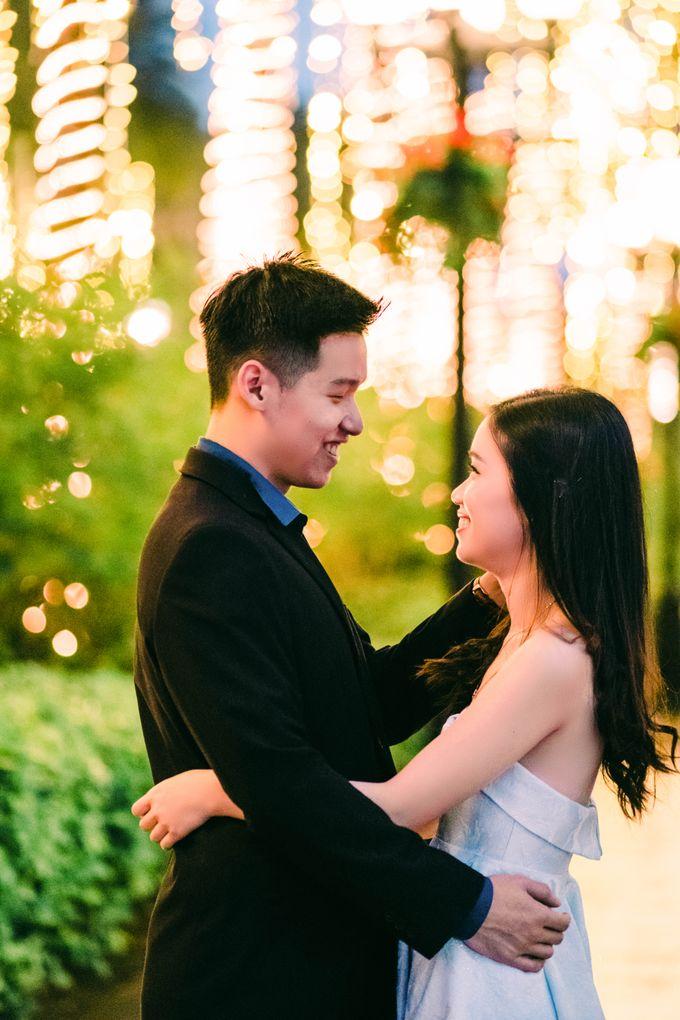 Pre Wedding of Eri and Lia by Papic Studio - 001