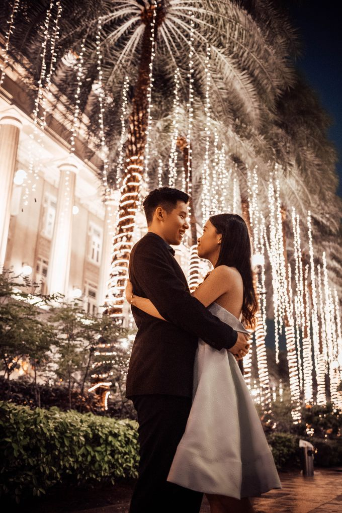 Pre Wedding of Eri and Lia by Papic Studio - 002