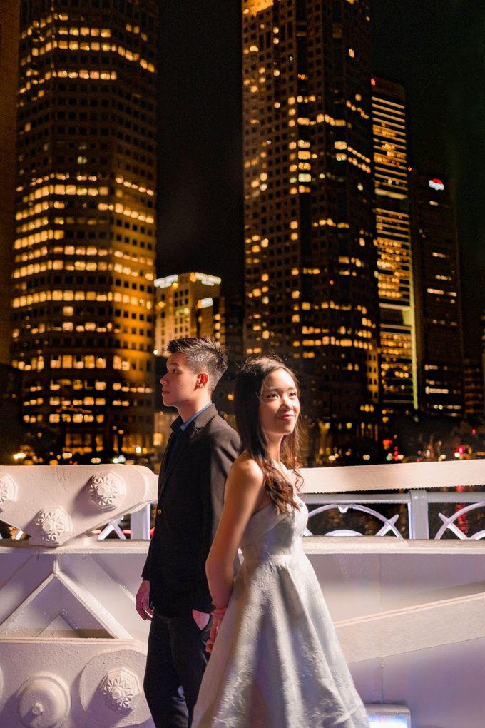 Pre Wedding of Eri and Lia by Papic Studio - 005
