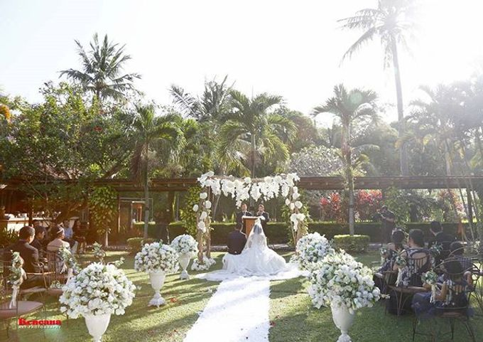 The Wedding Nathalian And Herman by C+ Productions - 005