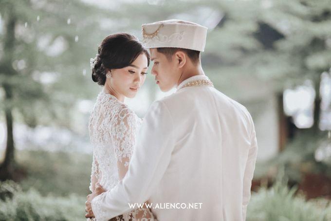 The Wedding Of Intan & Puja by Jakarta Souvenir - 038