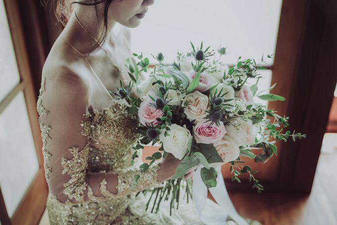 Traditional wedding Ina & Simon by Tirtha Bali - 001