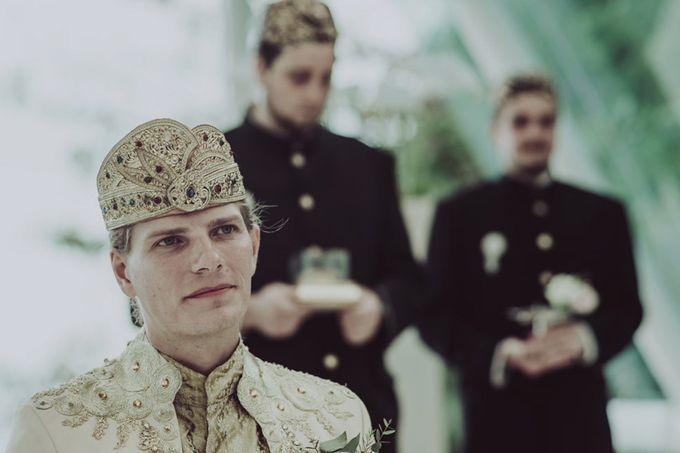 Traditional wedding Ina & Simon by Tirtha Bali - 009