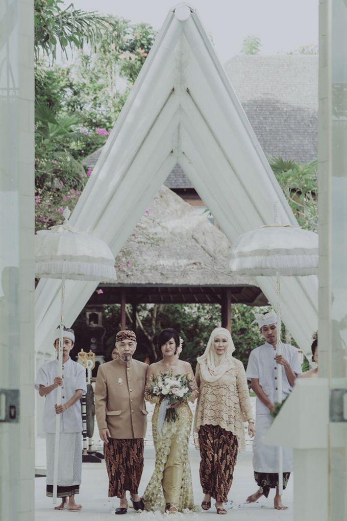 Traditional wedding Ina & Simon by Tirtha Bali - 010