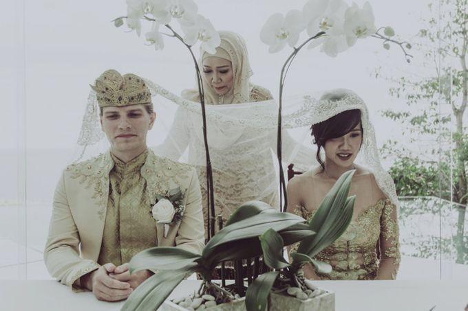 Traditional wedding Ina & Simon by Tirtha Bali - 011