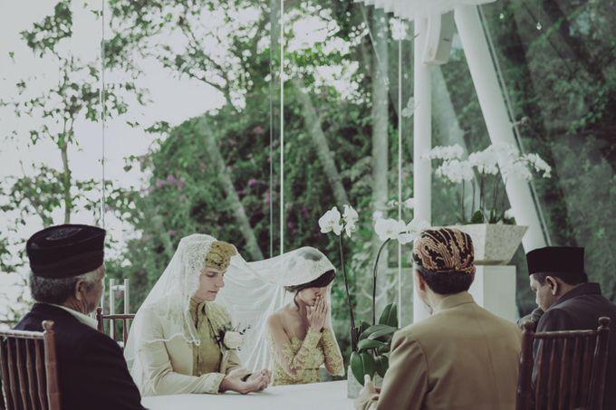 Traditional wedding Ina & Simon by Tirtha Bali - 012