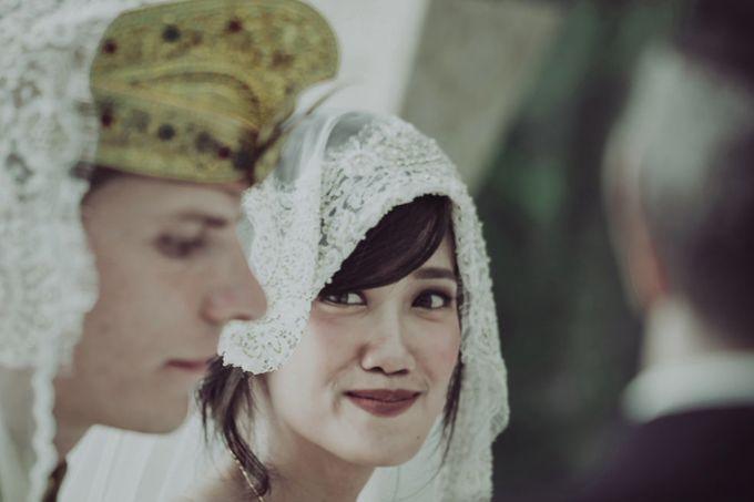 Traditional wedding Ina & Simon by Tirtha Bali - 013