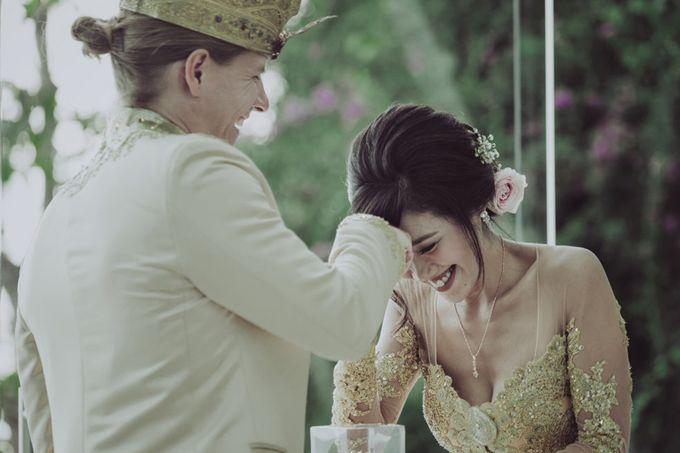 Traditional wedding Ina & Simon by Tirtha Bali - 014