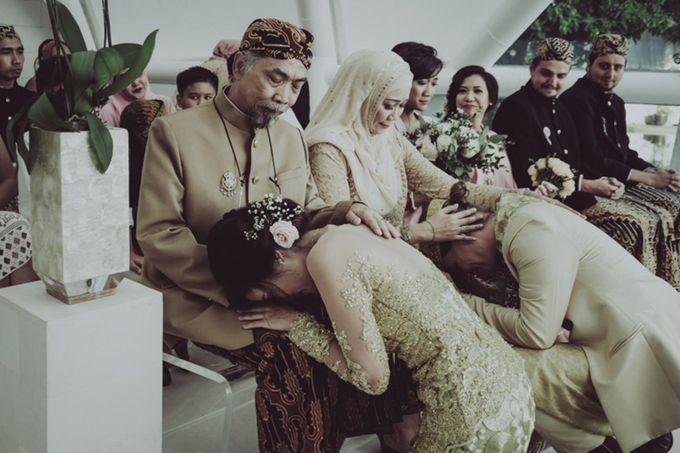 Traditional wedding Ina & Simon by Tirtha Bali - 016