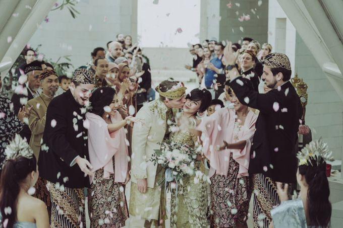 Traditional wedding Ina & Simon by Tirtha Bali - 018