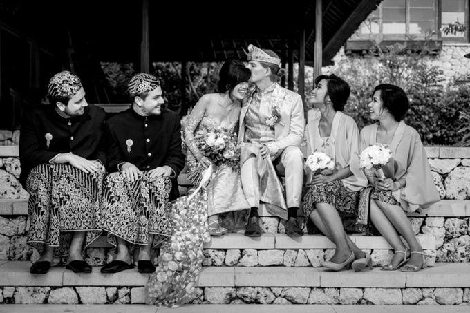 Traditional wedding Ina & Simon by Tirtha Bali - 021