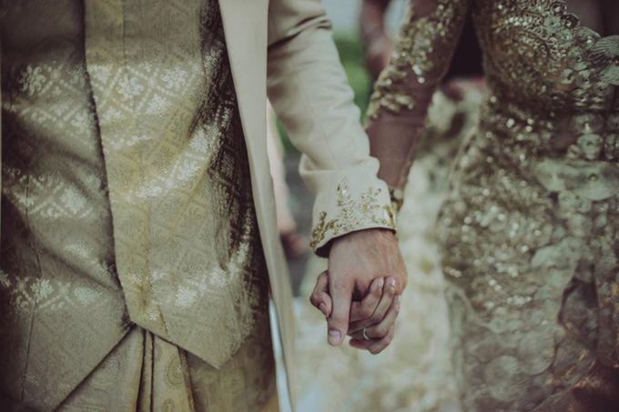 Traditional wedding Ina & Simon by Tirtha Bali - 024