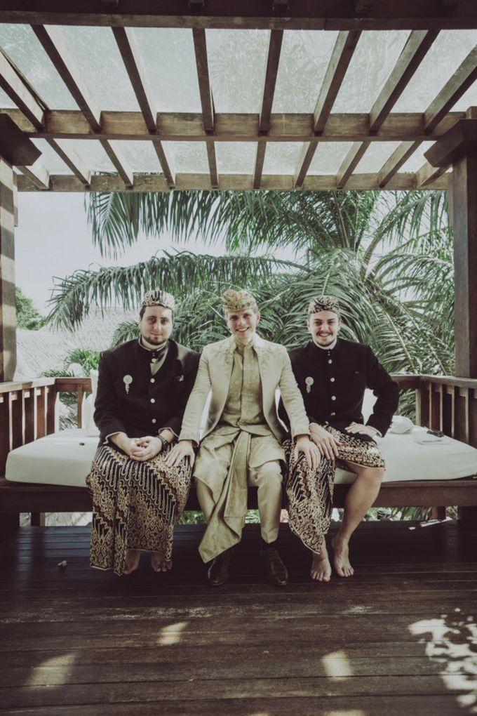 Traditional wedding Ina & Simon by Tirtha Bali - 005
