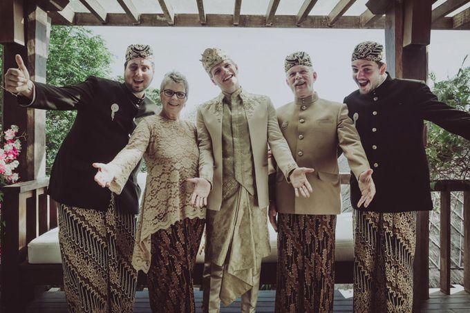 Traditional wedding Ina & Simon by Tirtha Bali - 007
