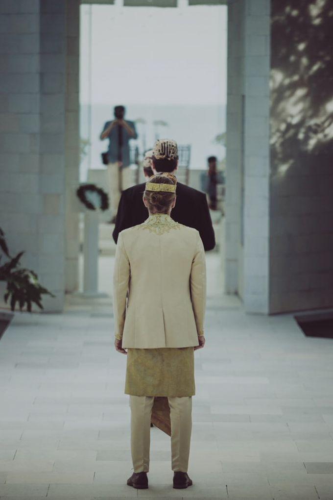 Traditional wedding Ina & Simon by Tirtha Bali - 008
