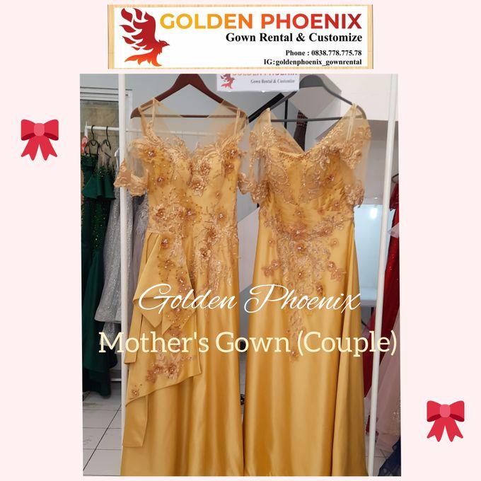 Golden Phoenix Boutique Gallery by Golden Phoenix Rent Gown - 010