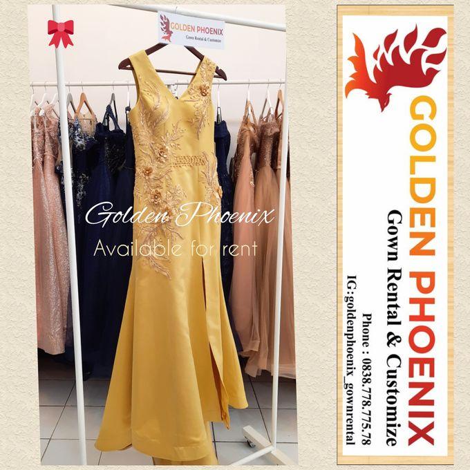 Golden Phoenix Boutique Gallery by Golden Phoenix Rent Gown - 005