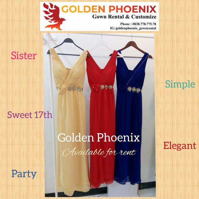 Golden Phoenix Boutique Gallery by Golden Phoenix Rent Gown - 007