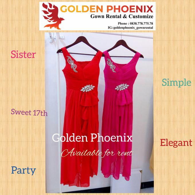 Golden Phoenix Boutique Gallery by Golden Phoenix Rent Gown - 006