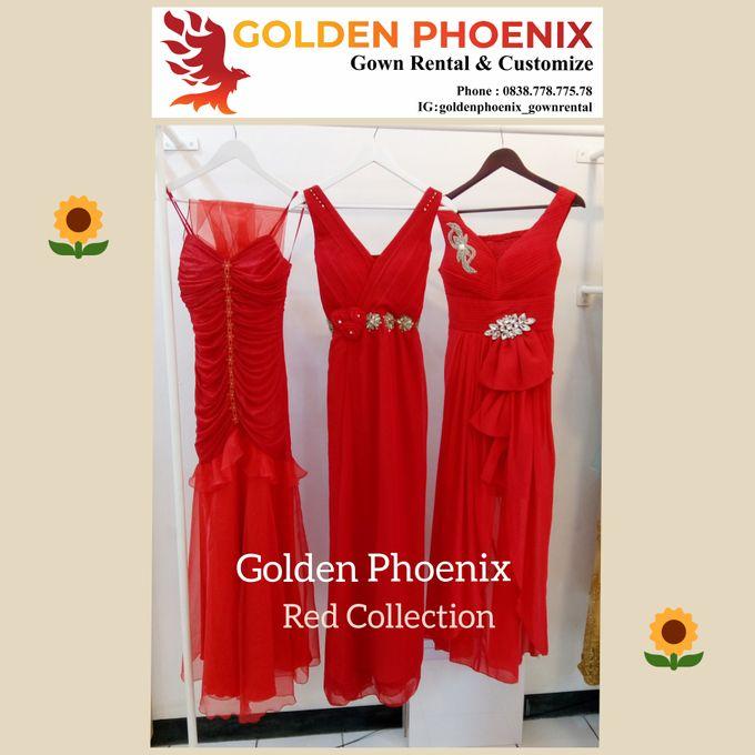 Golden Phoenix Boutique Gallery by Golden Phoenix Rent Gown - 004