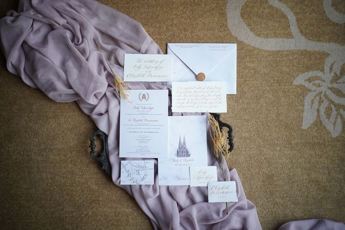 Ardy & Elizabeth by Meltiq Invitation - 005