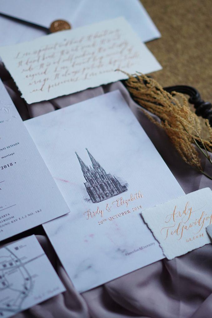 Ardy & Elizabeth by Meltiq Invitation - 002