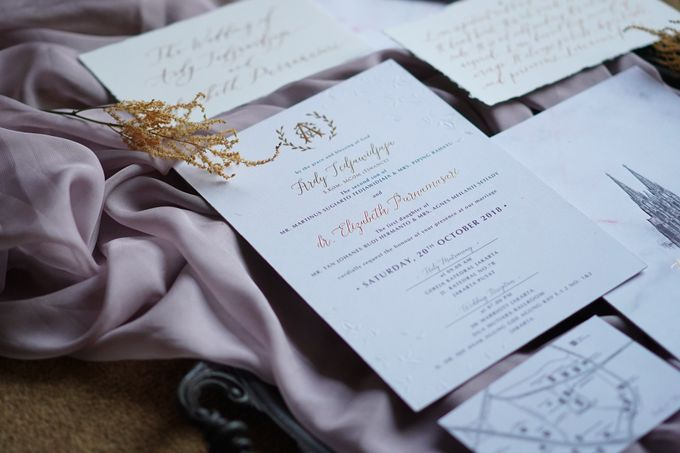 Ardy & Elizabeth by Meltiq Invitation - 004