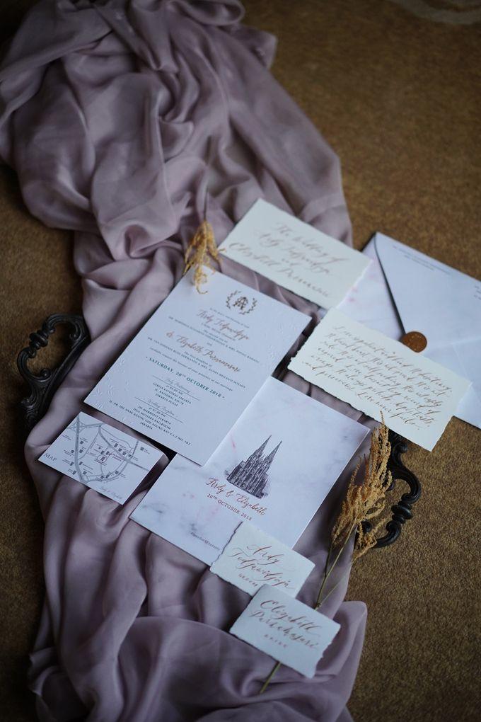 Ardy & Elizabeth by Meltiq Invitation - 003