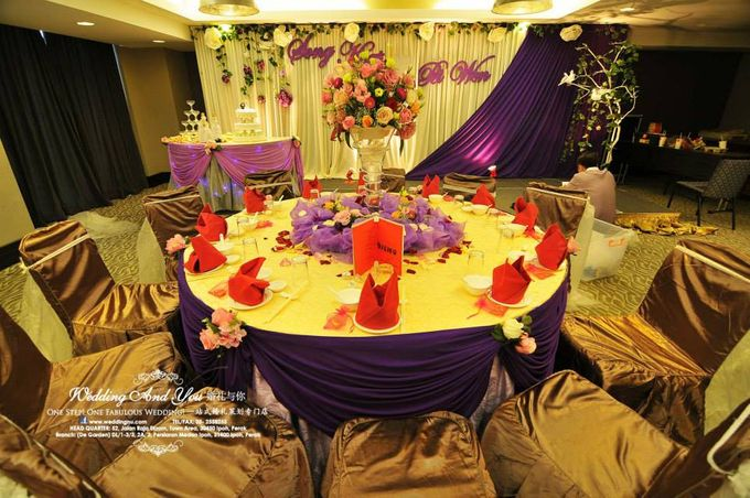 VIP Table Setting by Wedding And You - 022