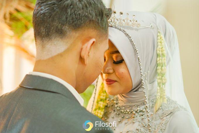 Akad Nikah Indah & Didun by Filosofi Photowork - 021