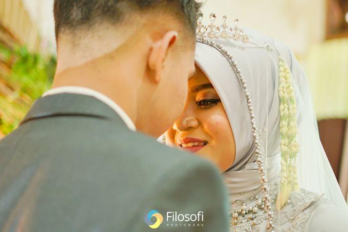 Akad Nikah Indah & Didun by Filosofi Photowork - 022