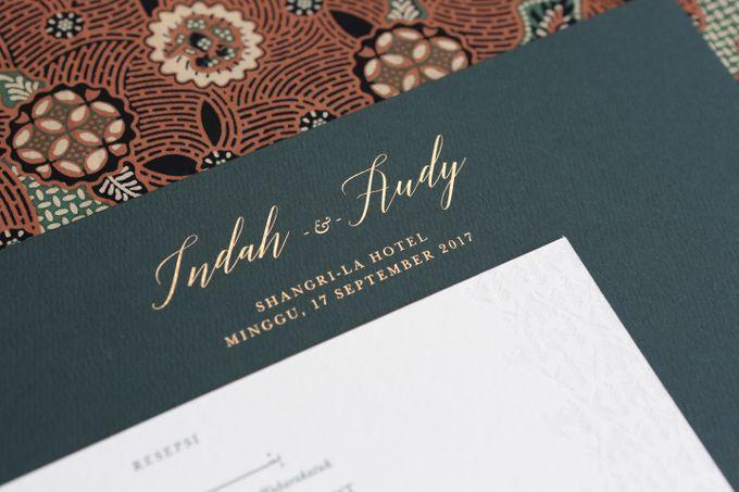 Indah & Audy by The Distillery - 009