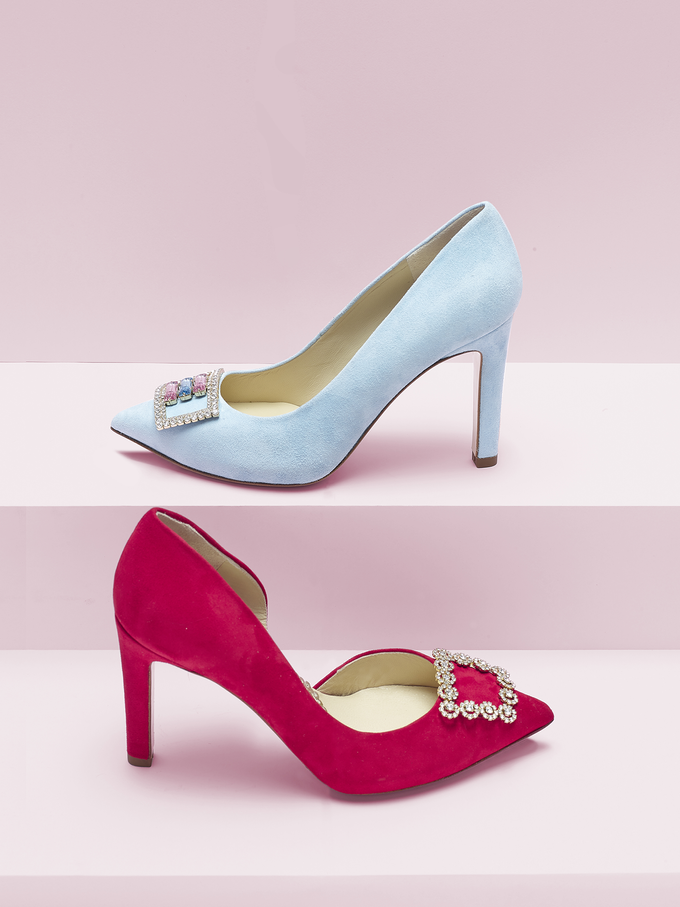 COMFORTABLE WEDDING AND OCCASION SHOES by SILVIA LAGO by SILVIA LAGO - 003