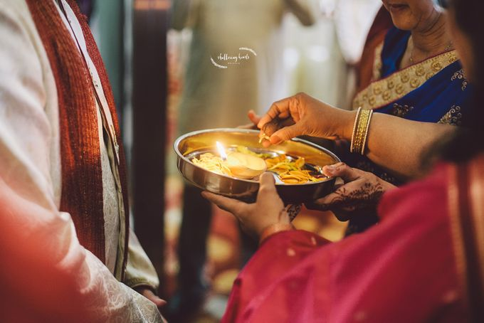 Chinese & Indian Wedding: Sagan & Evelyn by Shuttering Hearts - 021