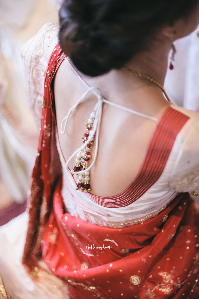 Chinese & Indian Wedding: Sagan & Evelyn by Shuttering Hearts - 030