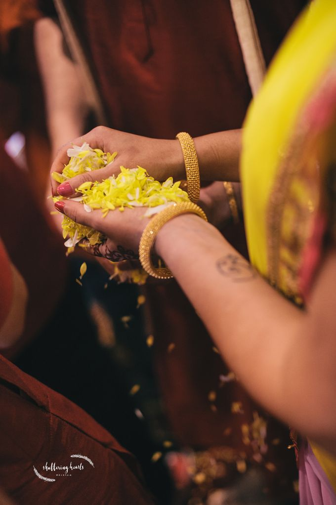 Chinese & Indian Wedding: Sagan & Evelyn by Shuttering Hearts - 027