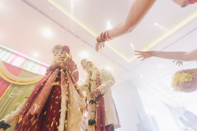 Chinese & Indian Wedding: Sagan & Evelyn by Shuttering Hearts - 028