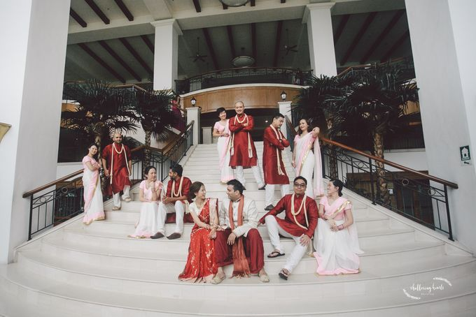 Chinese & Indian Wedding: Sagan & Evelyn by Shuttering Hearts - 019