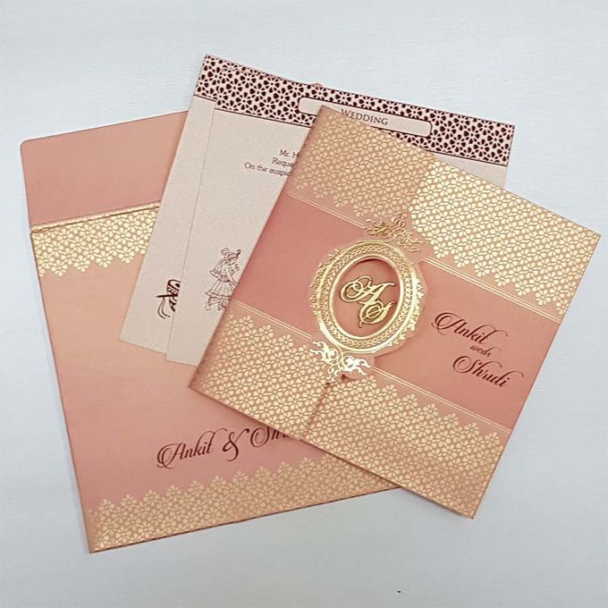 Finish Paper by The Wedding Cards Online - 009