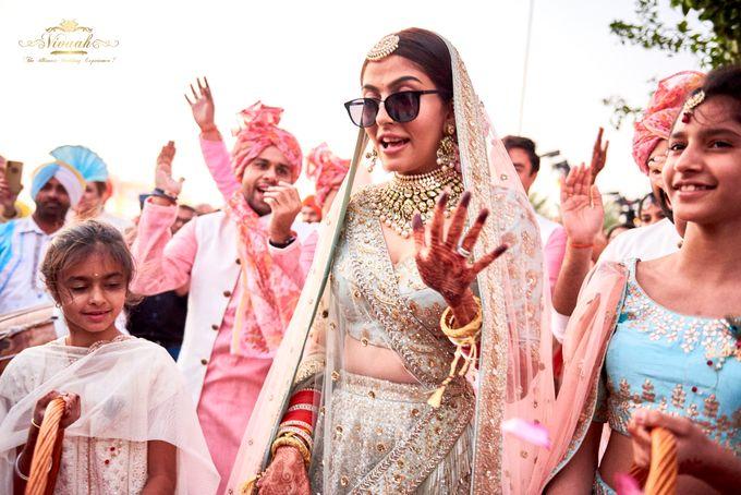 PRITTYJAZZY - Priyanka weds Jasjit by Vivaah Weddings - 020