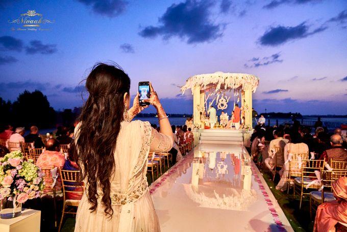 PRITTYJAZZY - Priyanka weds Jasjit by Vivaah Weddings - 021