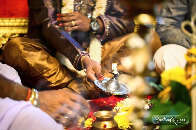 Indian Wedding by BestianKelly Photography - 013